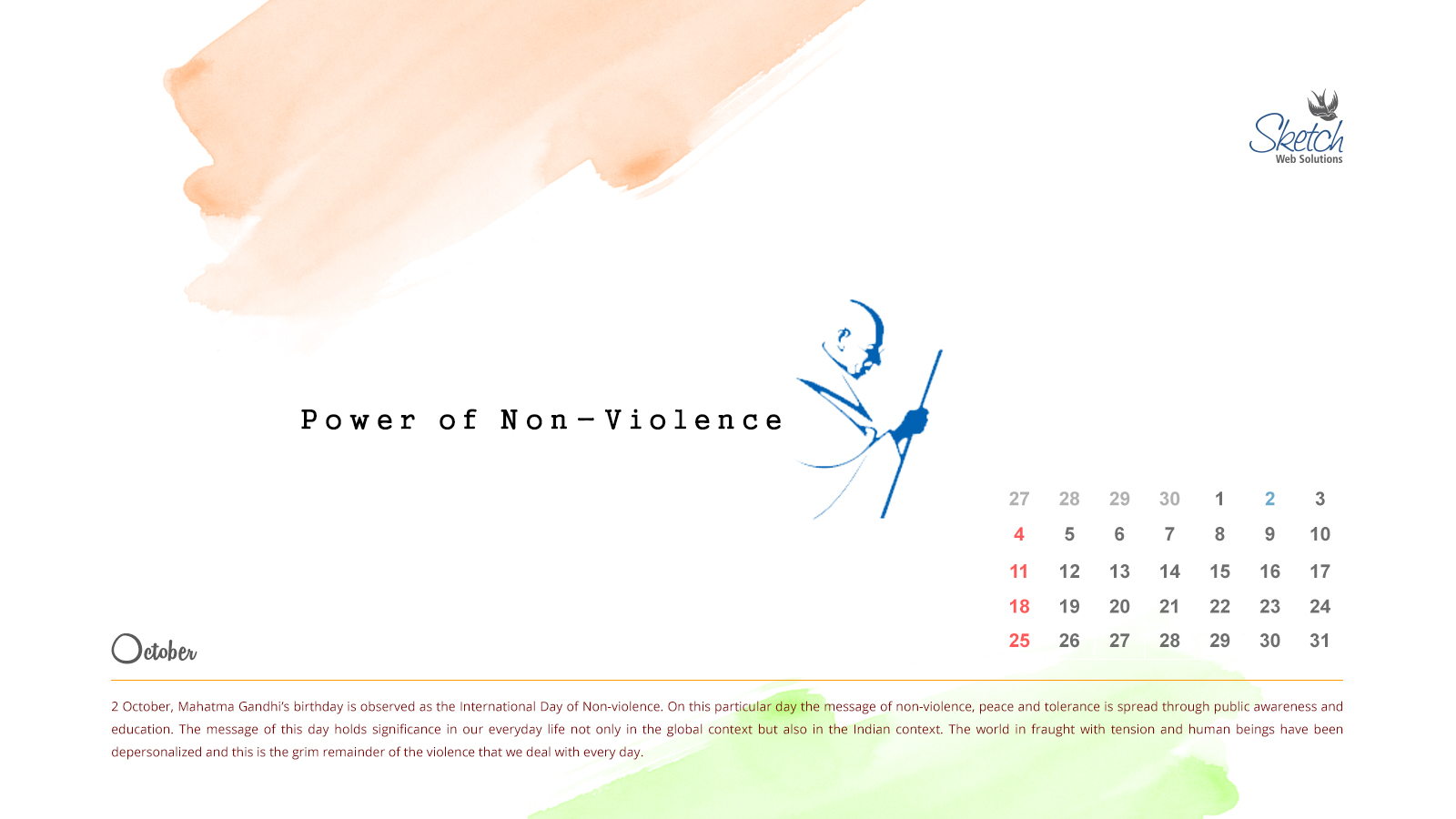 Power of Non-violence