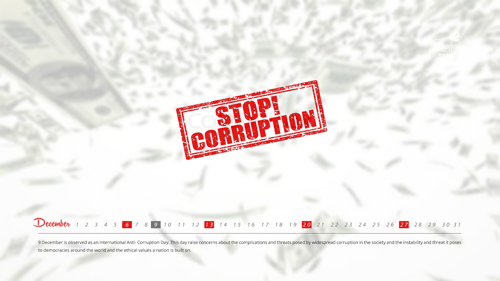 Anti- Corruption