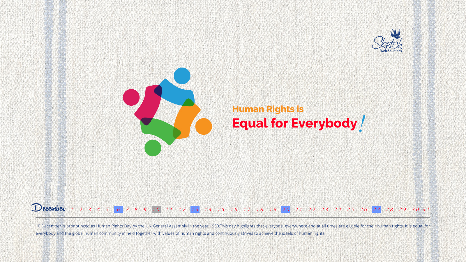 Equal for Everybody