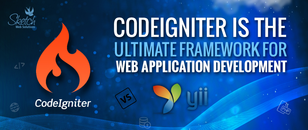 codeigniter vs YII