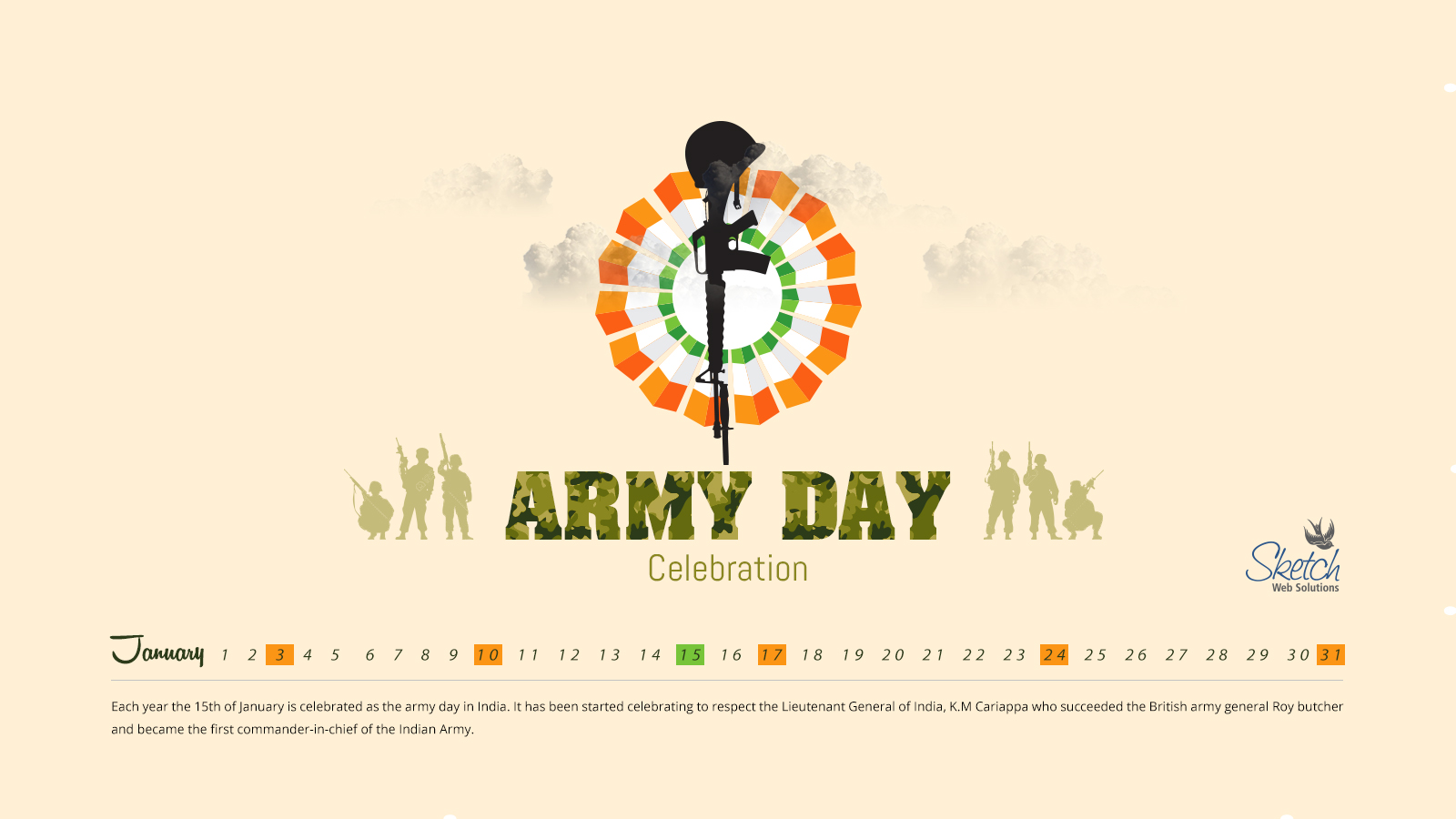 army day day 16
