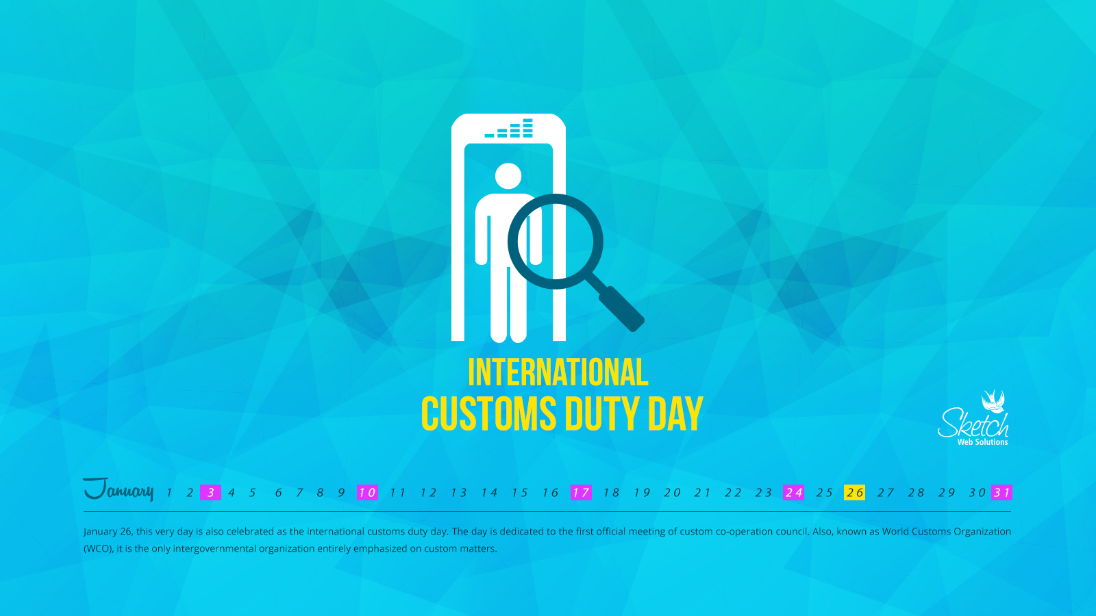 customs duty day 16