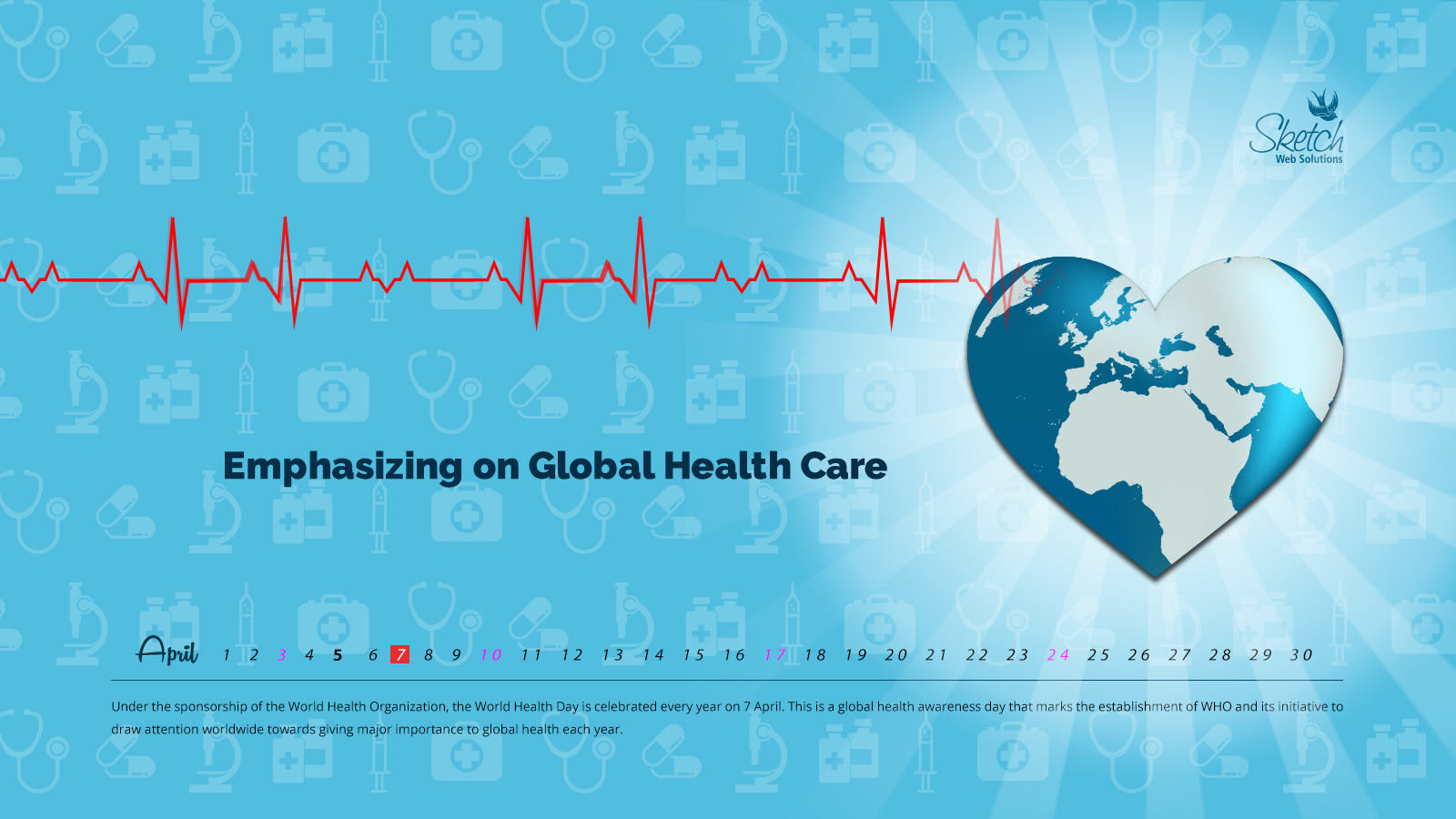 Emphasizing on Global Health Care