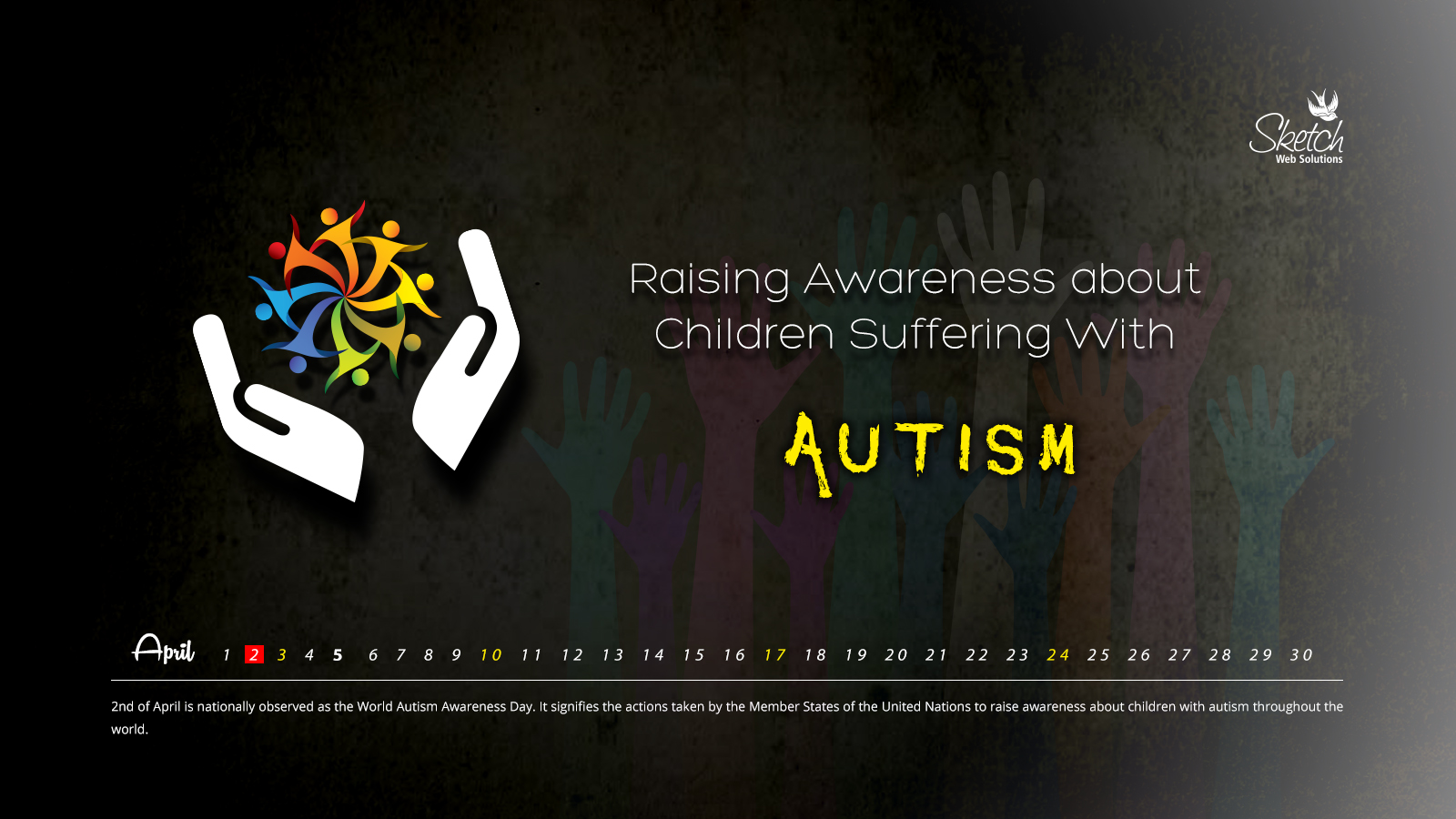 Raising Awareness about Children Suffering With Autism