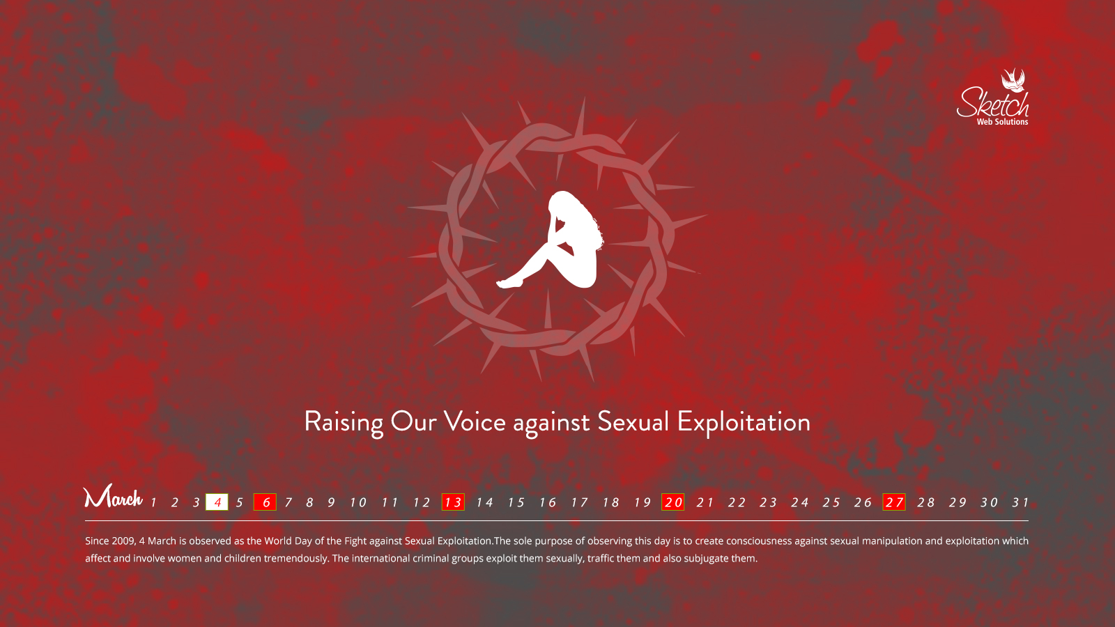 against Sexual Exploitation