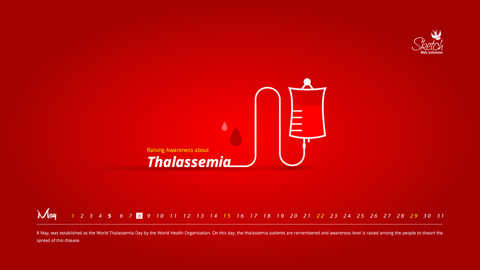 Raising Awareness about Thalassemia
