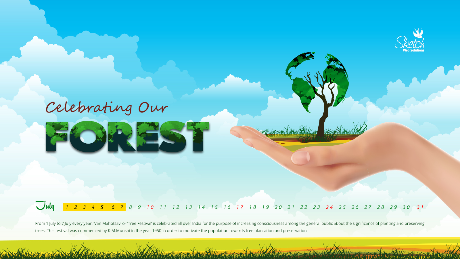 Celebrating Our Forests