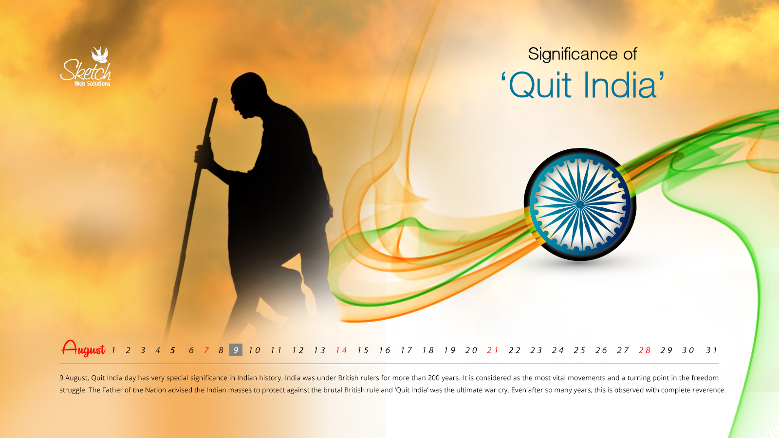 Significance of Quit India