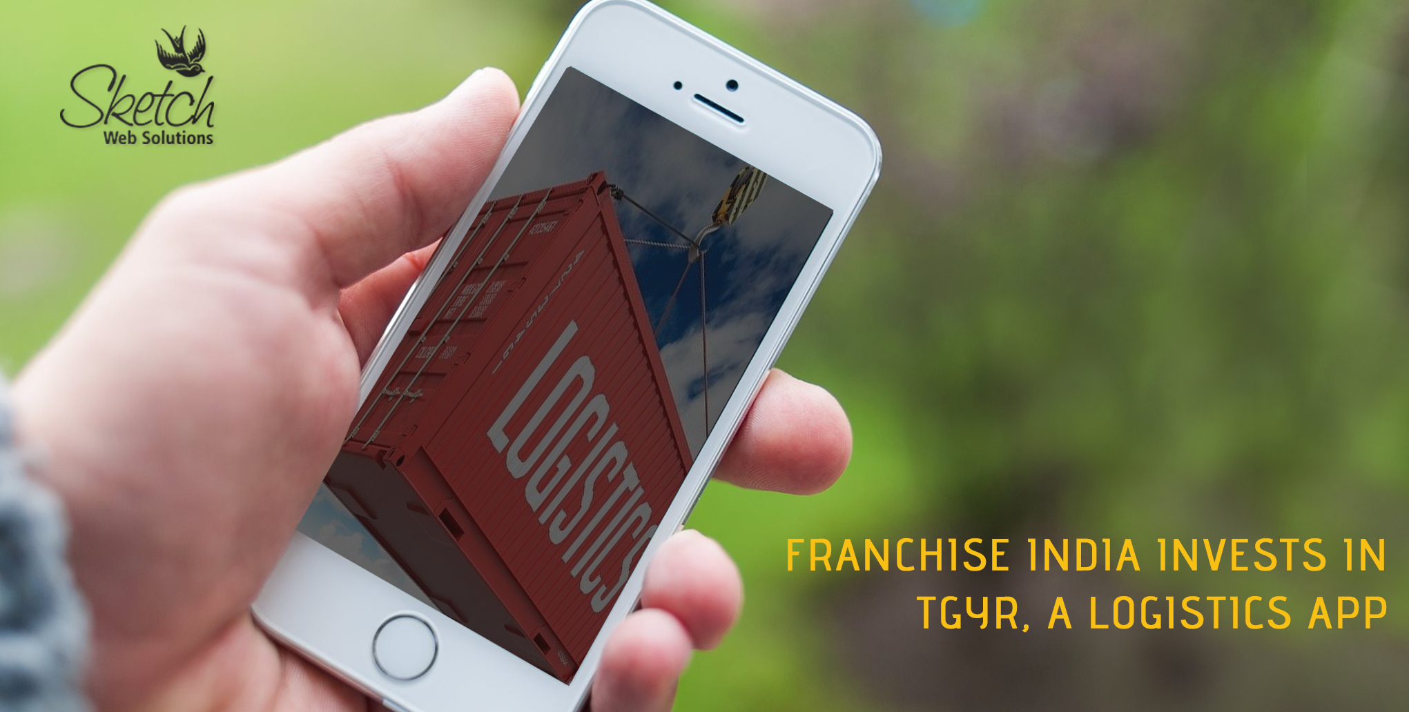 Franchise-India-invests-in-TGYR,-a-logistics-app
